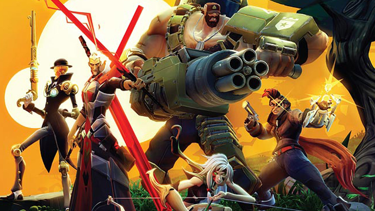 Photo of Gearbox anunta un nou joc numit Battleborn!