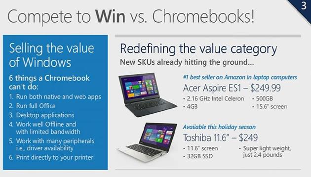 Photo of Laptop cu Windows la…199 de dolari!