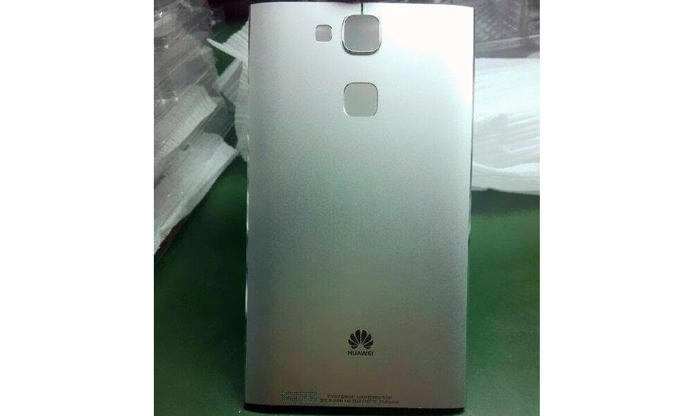 "Photo of ""Noul"" Huawei D3, identic cu ""vechiul"" HTC One Max"