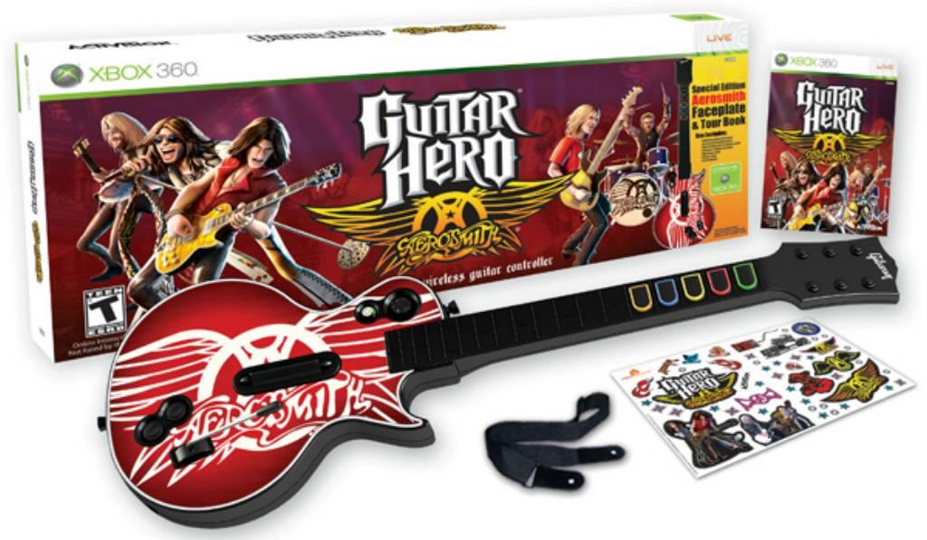 Photo of Aerosmith a castigat mai mult din Guitar Hero decat din…muzica!