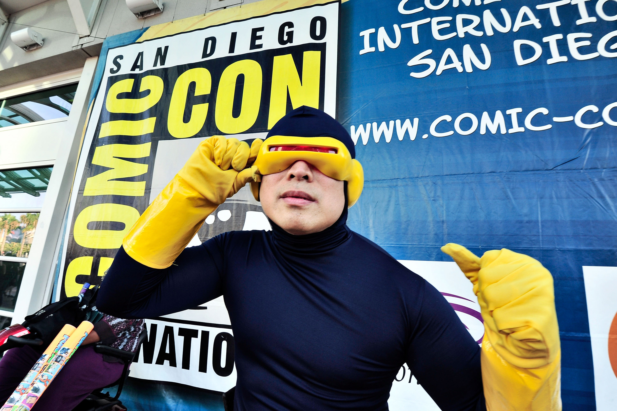 Photo of Google Glass, interzisi selectiv la Comic-Con