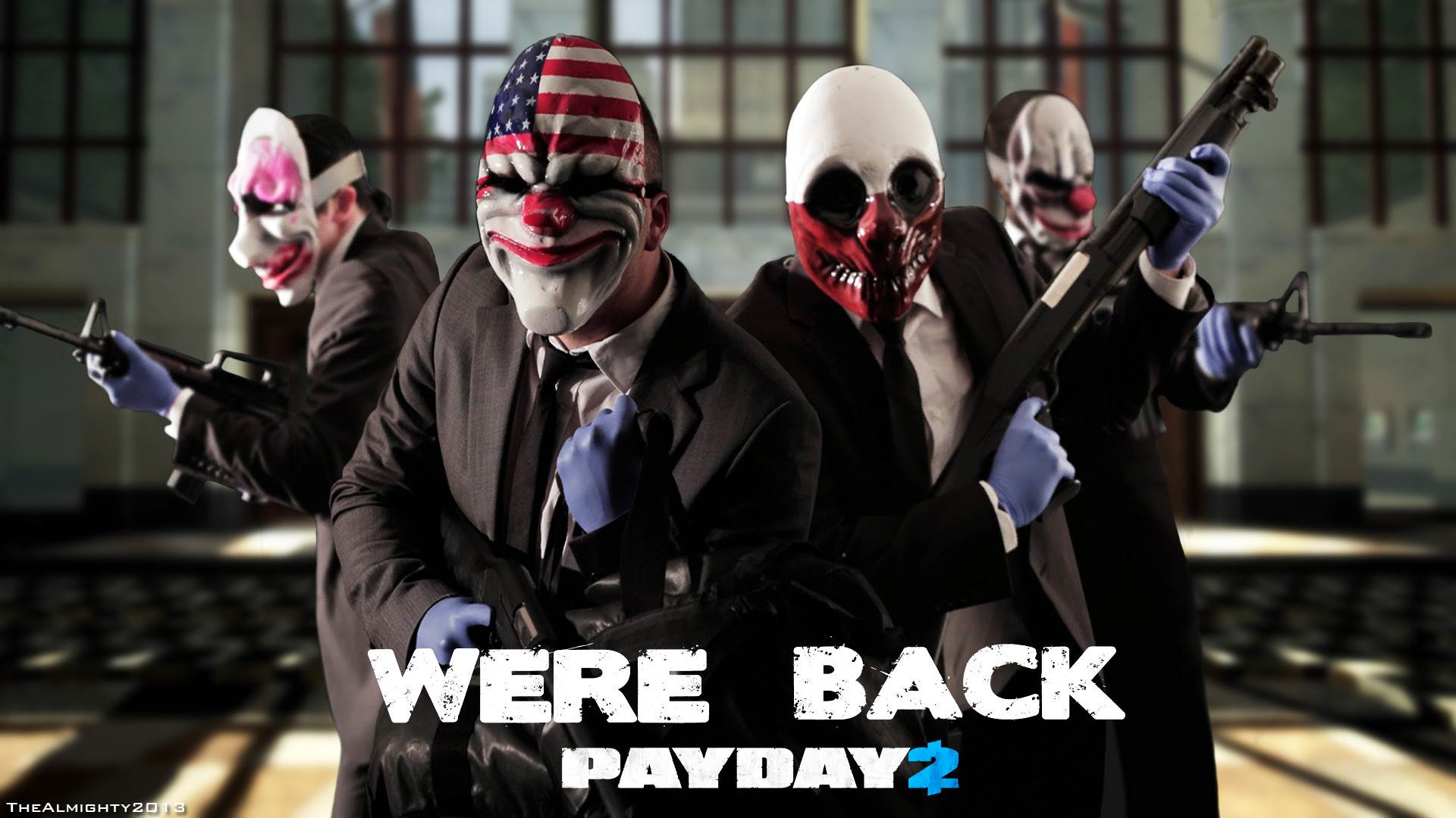 Payday The Heist gratuit