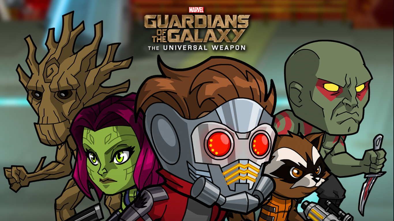 Photo of Review-Guardians of the Galaxy: The Universal Weapon