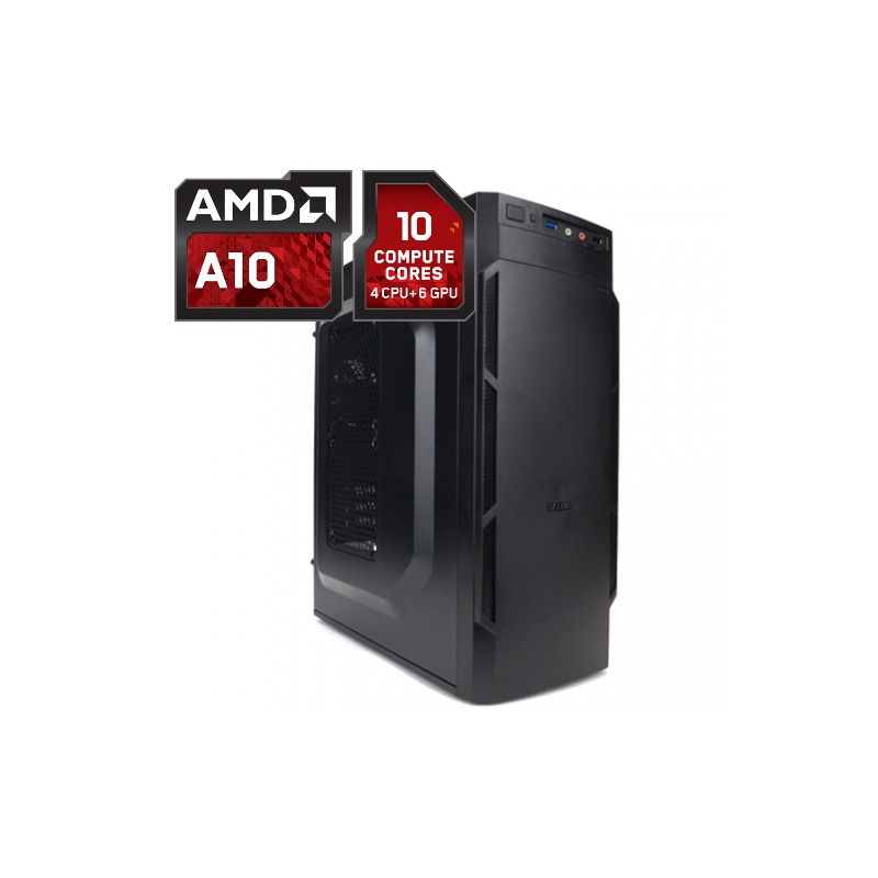Photo of Sistem PC Home Kaveri AMD A10-7700K Black Edition