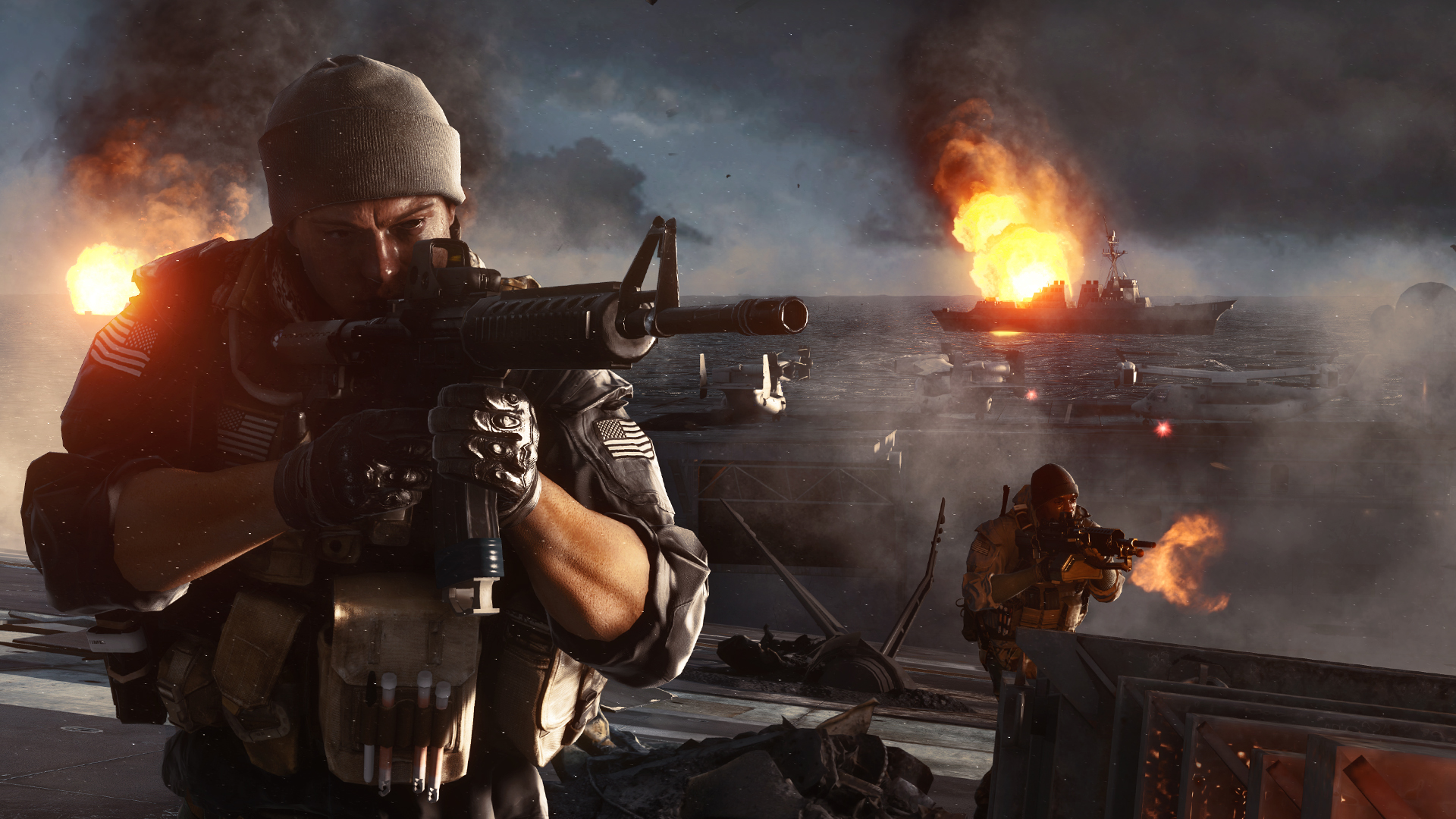 Photo of Battlefield 4 va primi un update major in Septembrie