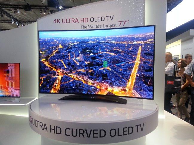 Photo of LG impinge limitele tehnologiei OLED pana la…4K!