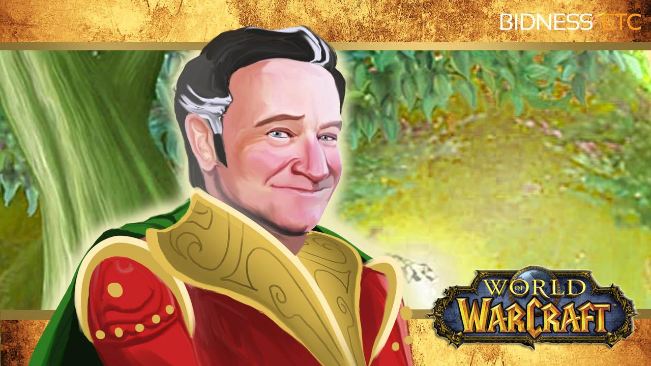 Photo of Este aproape sigur: Robin Williams va fi in World of Warcraft!