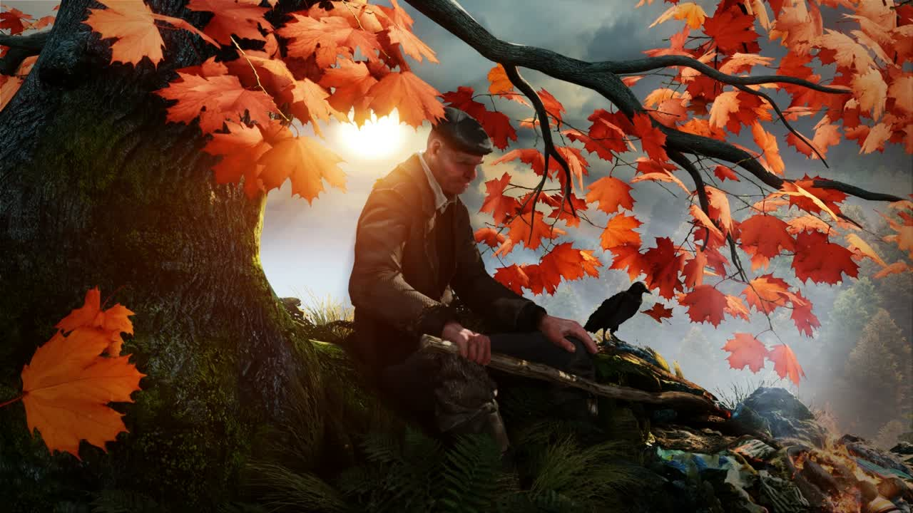 Photo of The Vanishing of Ethan Carter – sangeros si grafic…dar bun!