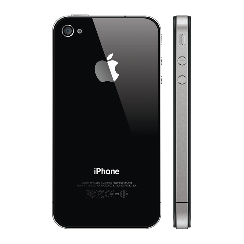 Apple iPhone 4 - Back Side