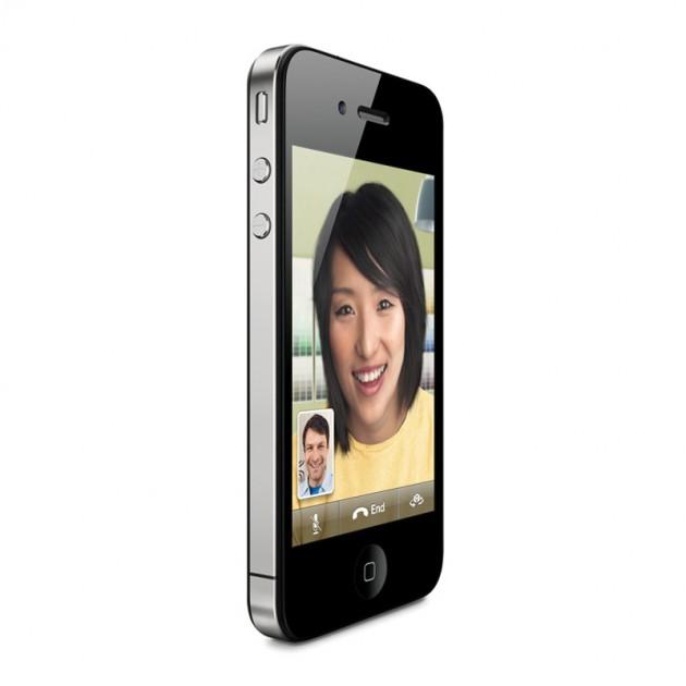Apple iPhone 4 - Left Angle