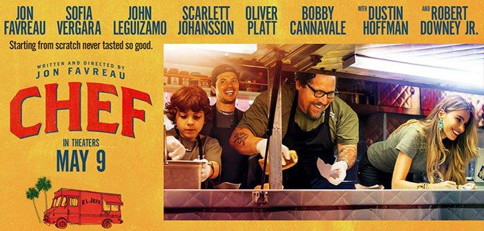 Photo of Cinema: CHEF, un film parca produs de Twitter, despre…Twitter!