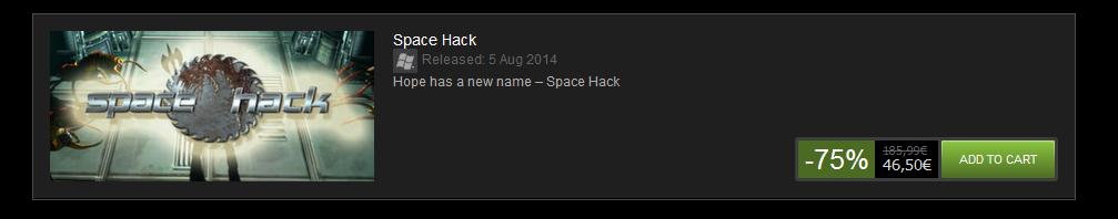 Steam Space Hack