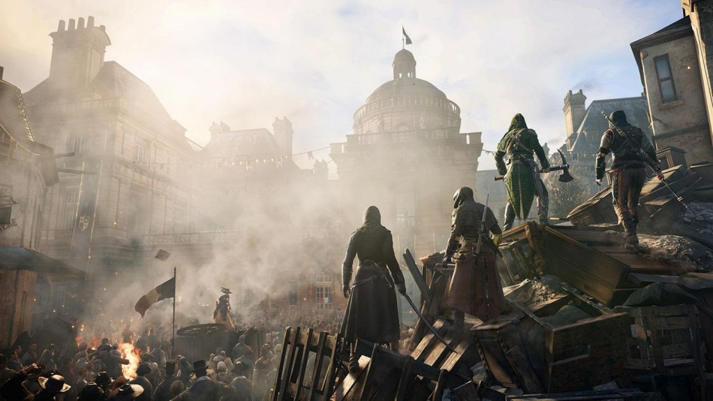 gameplay Assassin's Creed Unity