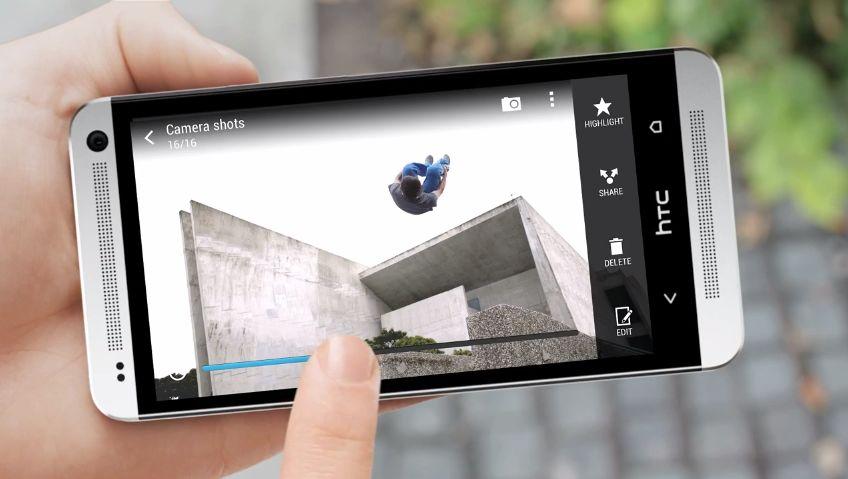 """Photo of Aplicatia HTC Zoe, disponibila acum in Play Store: filme """"la foc automat"""" din continutul telefonului tau"""