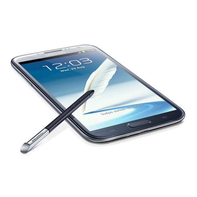 Samsung Galaxy Note 2 - Dynamic