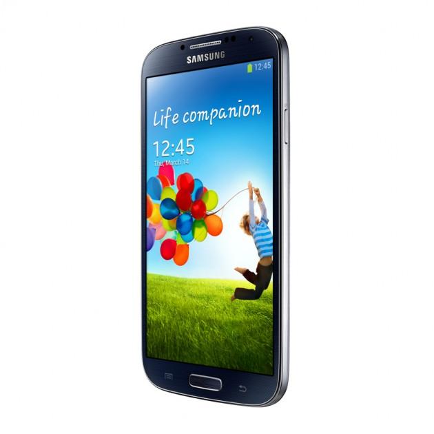 Samsung Galaxy S4 - Right Angle