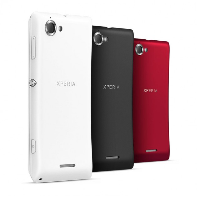 Sony Xperia L - All Colors