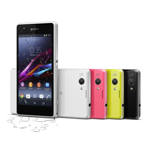 Sony Xperia Z1 Compact - All Colors