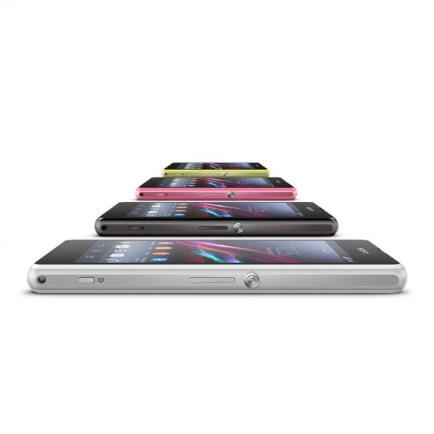 Sony Xperia Z1 Compact - Multi