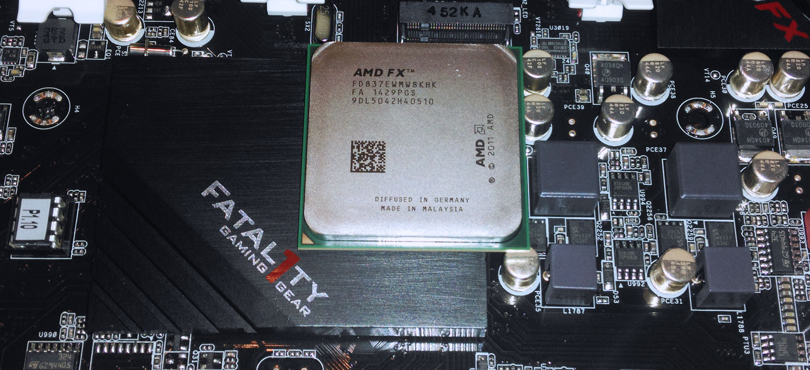 Photo of TEST: AMD FX-8370E-Un procesor nou cu parametri bine echilibrati