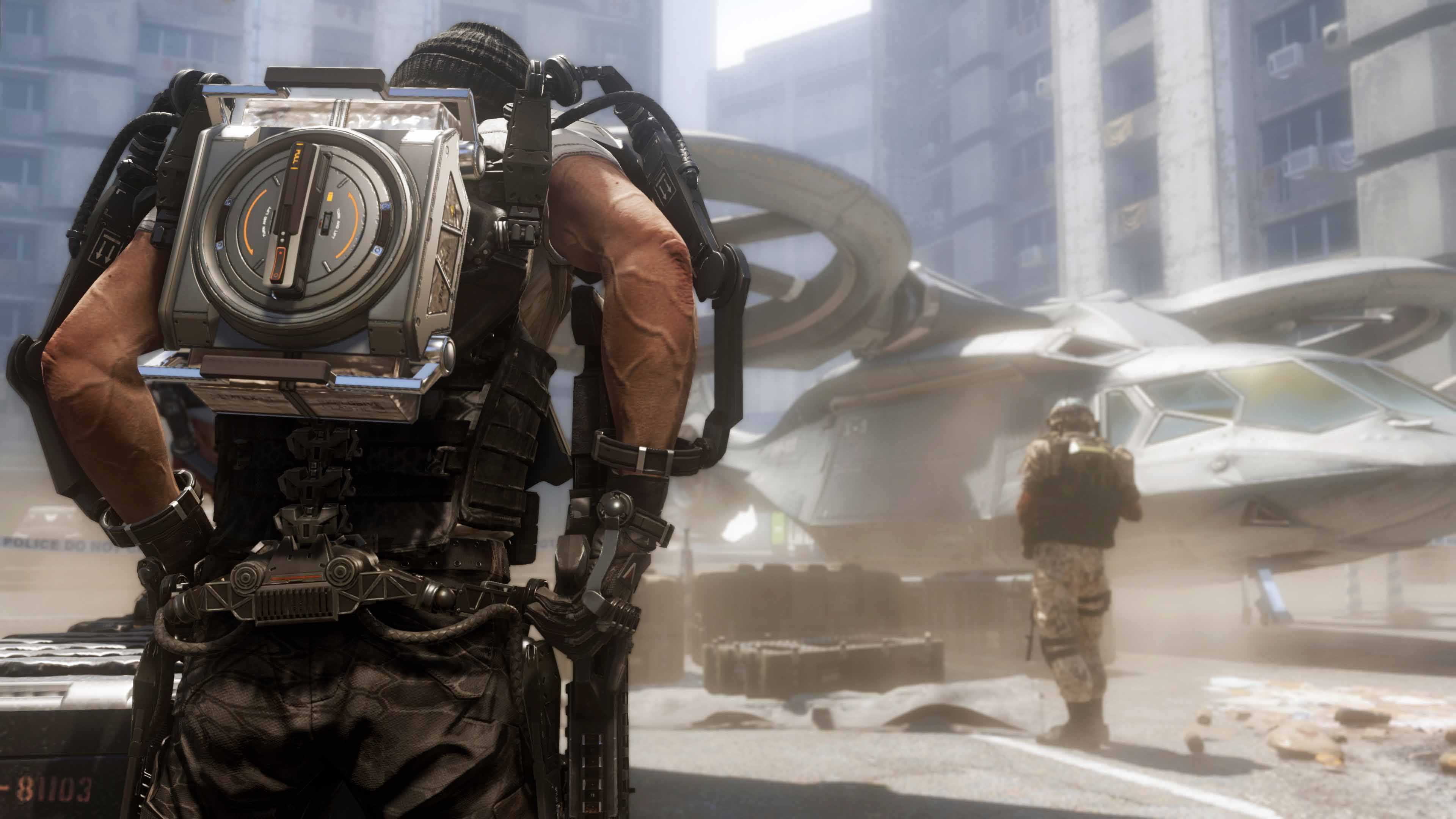 Photo of Call of Duty Advanced Warfare explicat intr-un trailer detaliat!