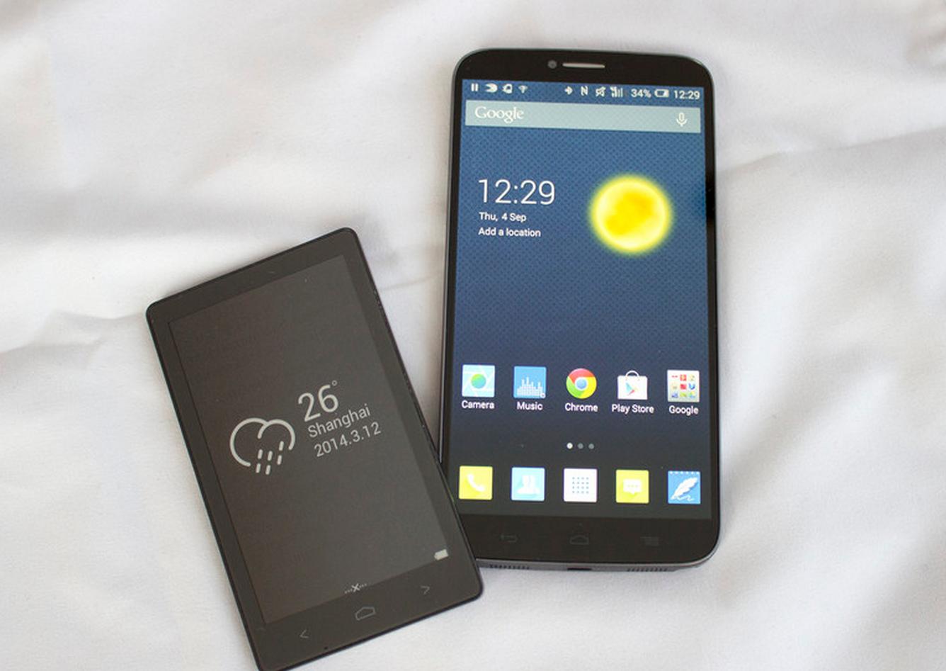 Photo of Noua gama de produse Alcatel, anuntata la IFA