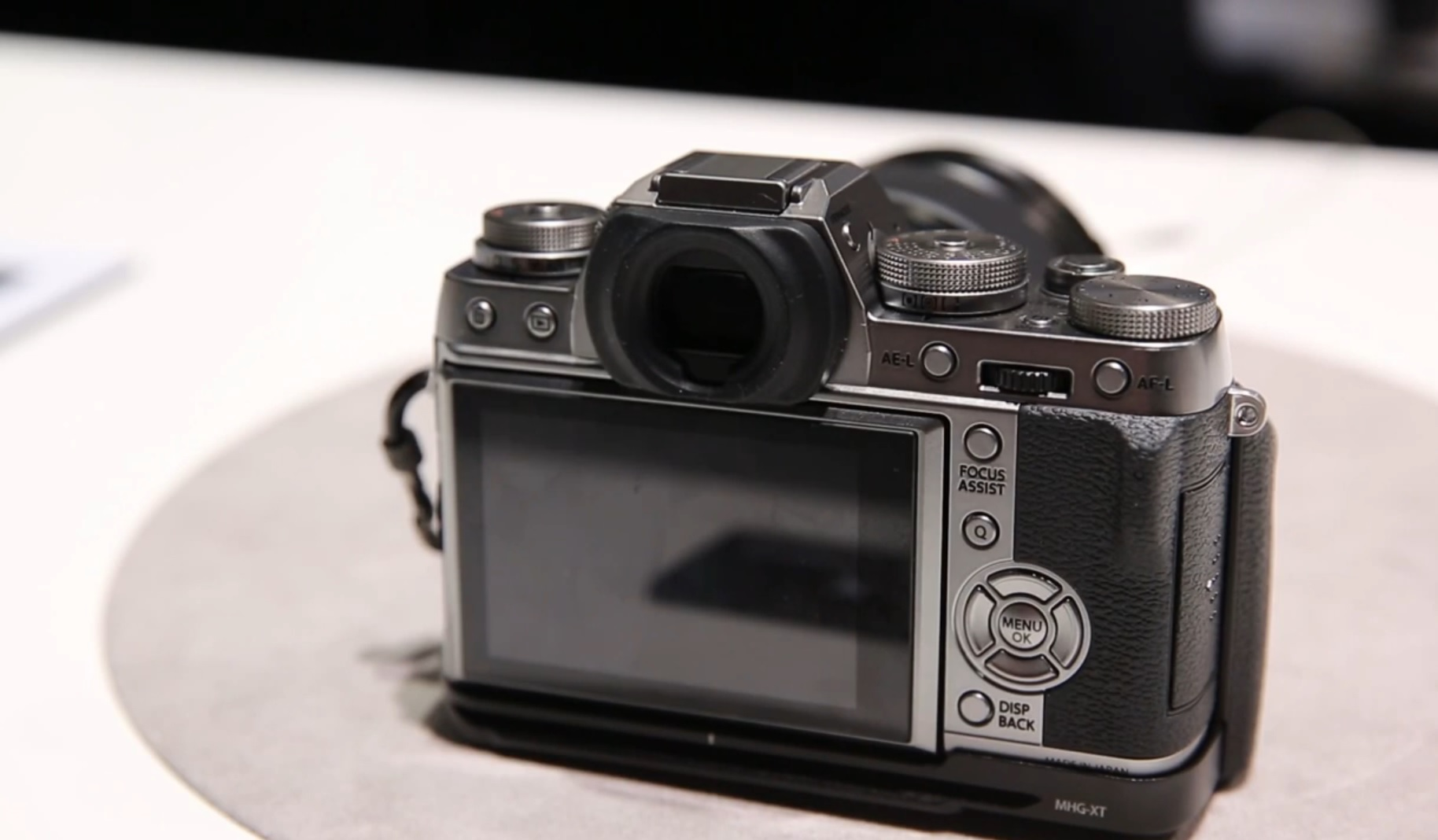 Photo of Photokina 2014 – Preview Fuji X-T1 Graphite Silver Edition