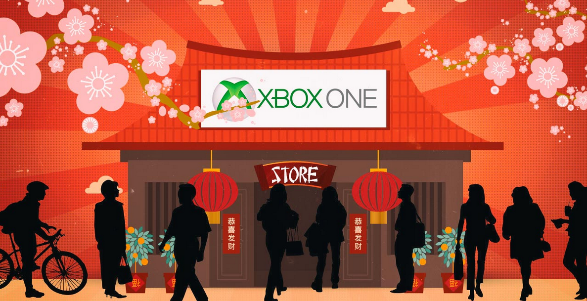 Photo of Microsoft amana lansarea Xbox One din China