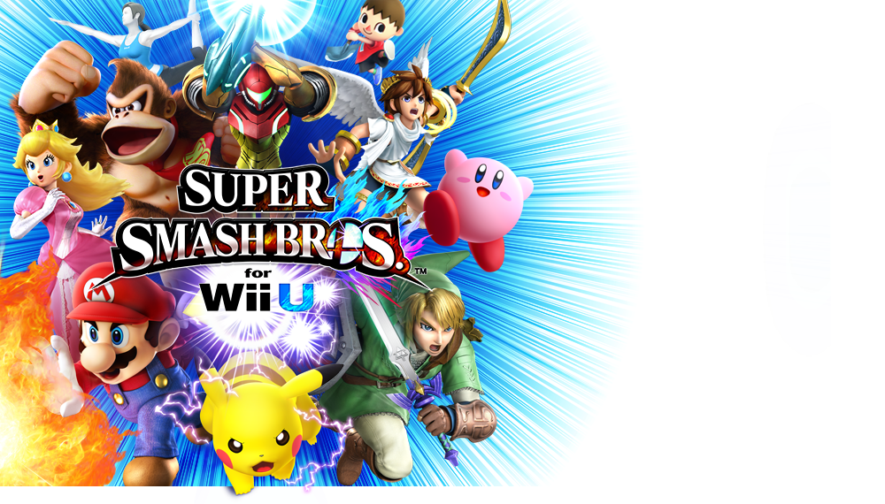 Photo of Vei putea controla Super Smash Bros pe WiiU cu 3DS-ul