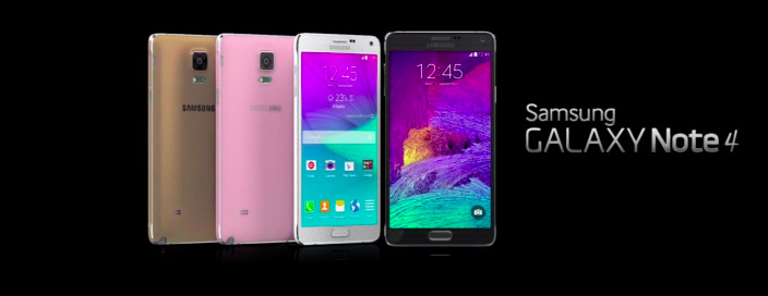 Photo of Samsung Galaxy Note 4, lansat oficial!