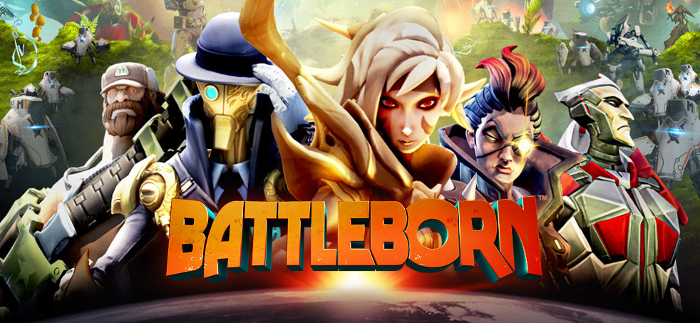 Photo of 18 minute de gameplay Battleborn