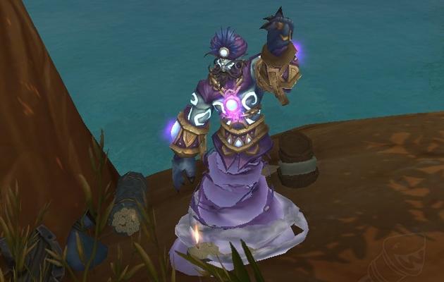 Photo of Cum arata omagiul Robin Williams in World of Warcraft