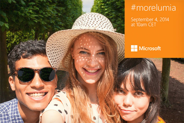 Photo of Lumia 730-Telefon Selfie by Microsoft