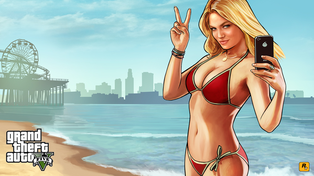Photo of GTA 5 are data oficiala de lansare pe PC si vine cu imbunatatiri