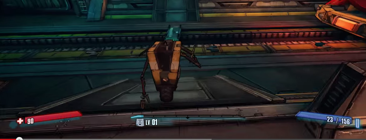 Photo of Borderlands The Pre-Sequel in 3rd Person arata senzational!