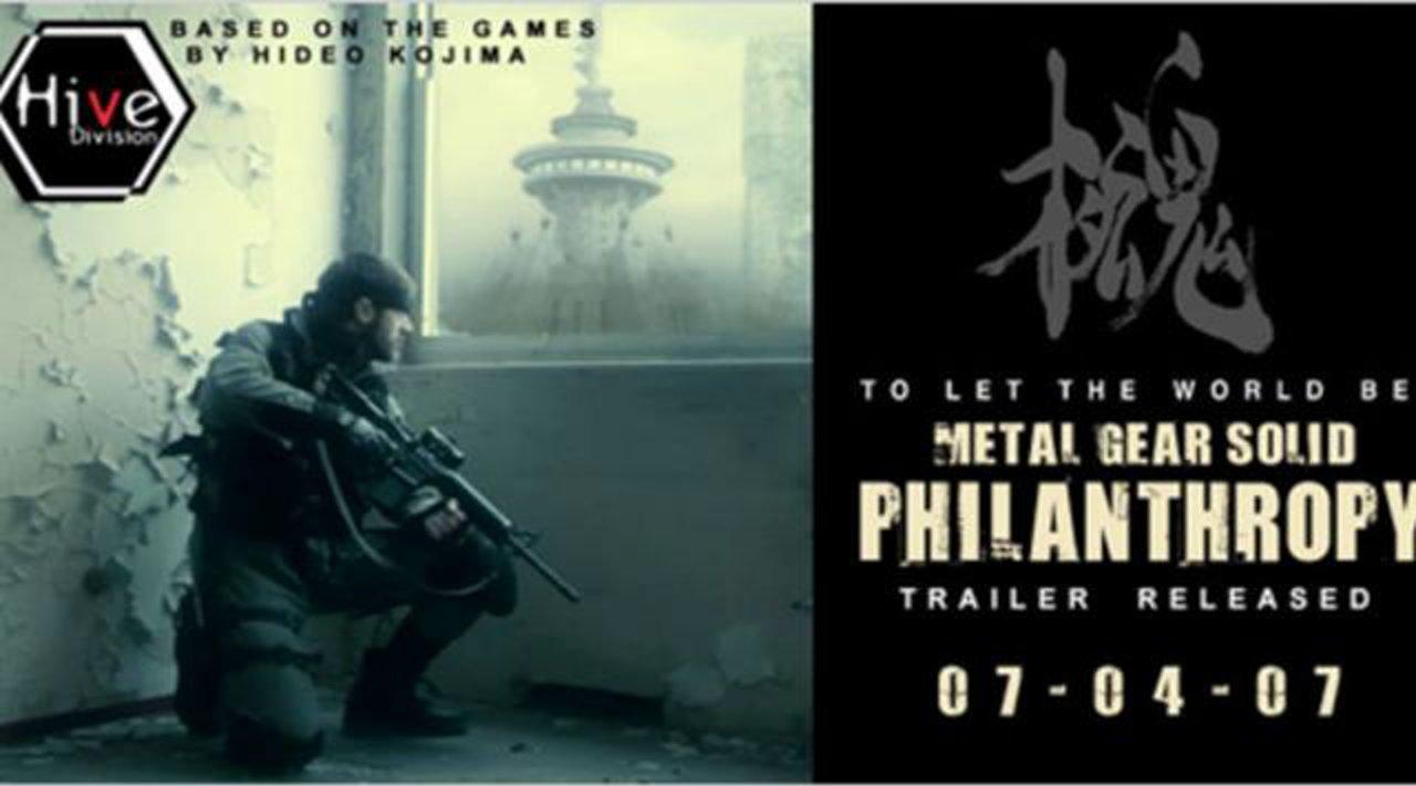 Photo of Metal Gear Solid Philanthropy 2 este oficial MORT!