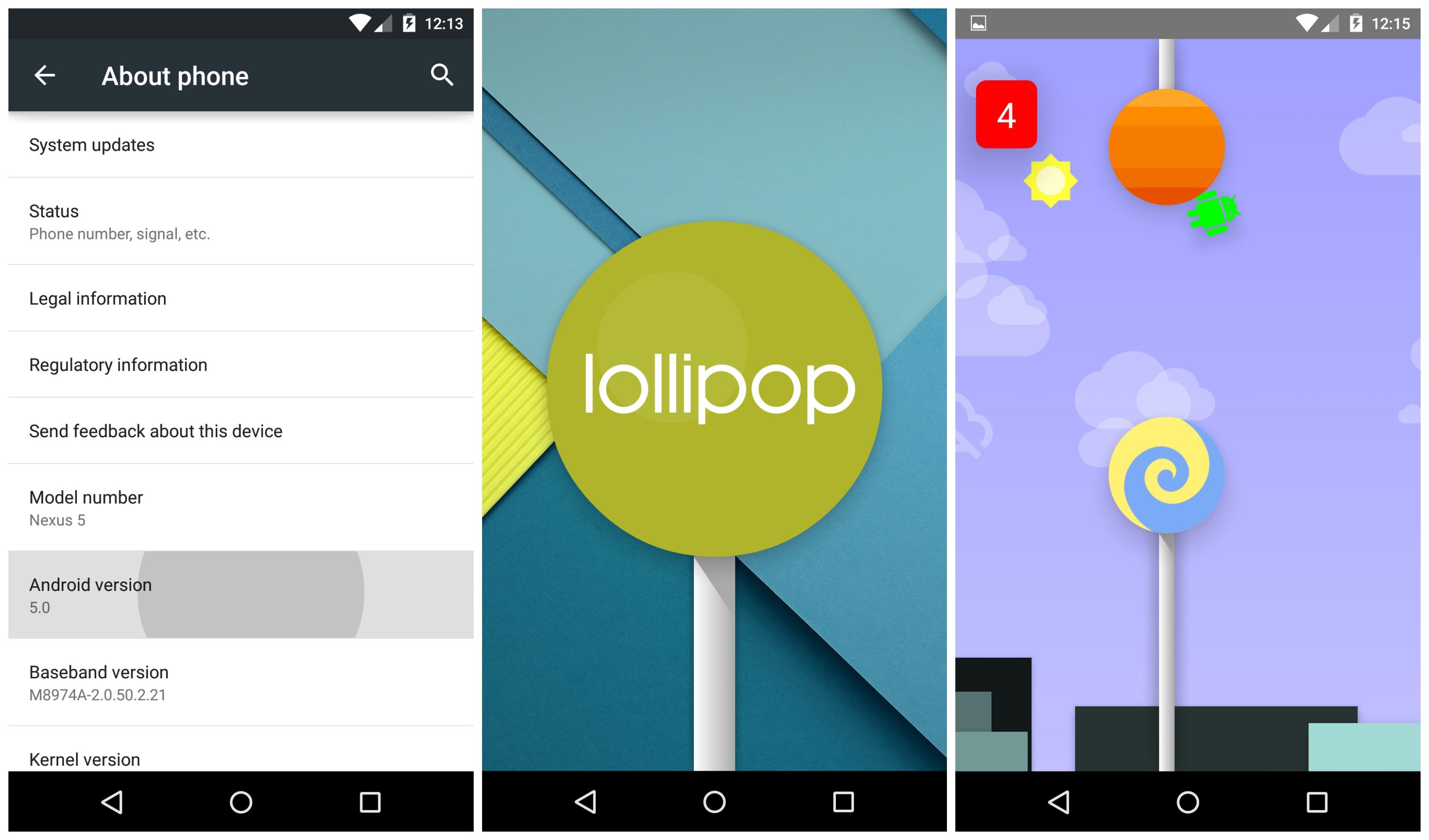Photo of Google detaliaza cum Android 5.0 Lollipop iti va proteja datele