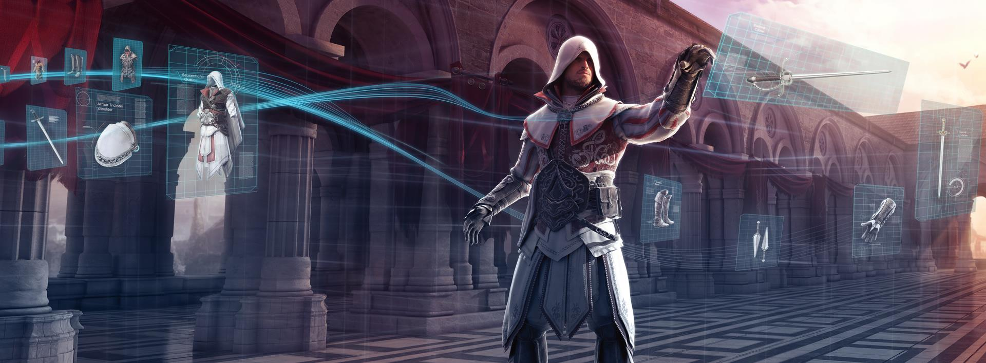 Photo of Assassin's Creed Identity este al patrulea joc din serie pe anul acesta!