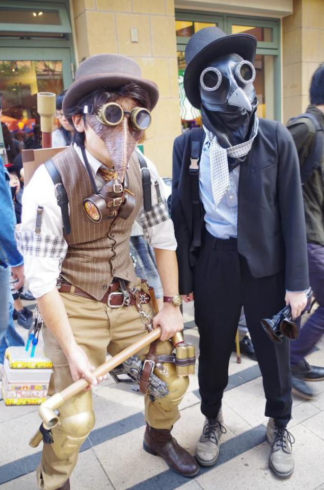 Halloween in Japonia 13