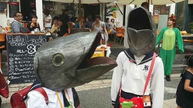 Halloween in Japonia 16