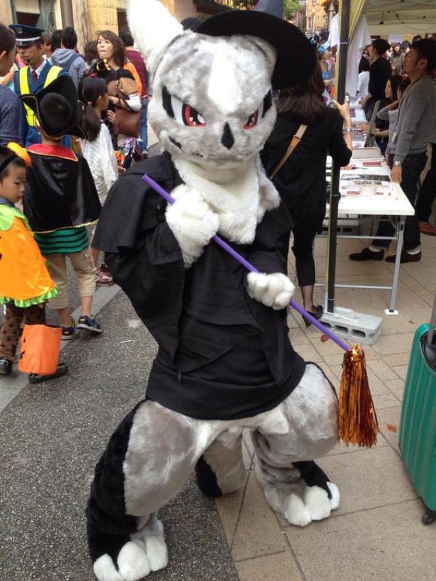 Halloween in Japonia 18