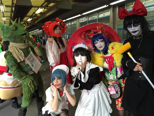 Halloween in Japonia 25
