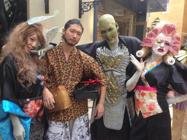 Halloween in Japonia 8