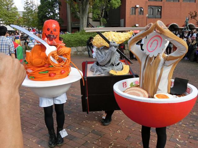 Halloween in Japonia 9