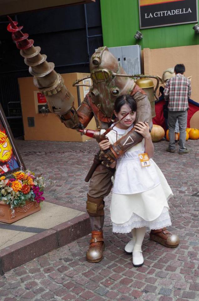 Halloween in Japonia1