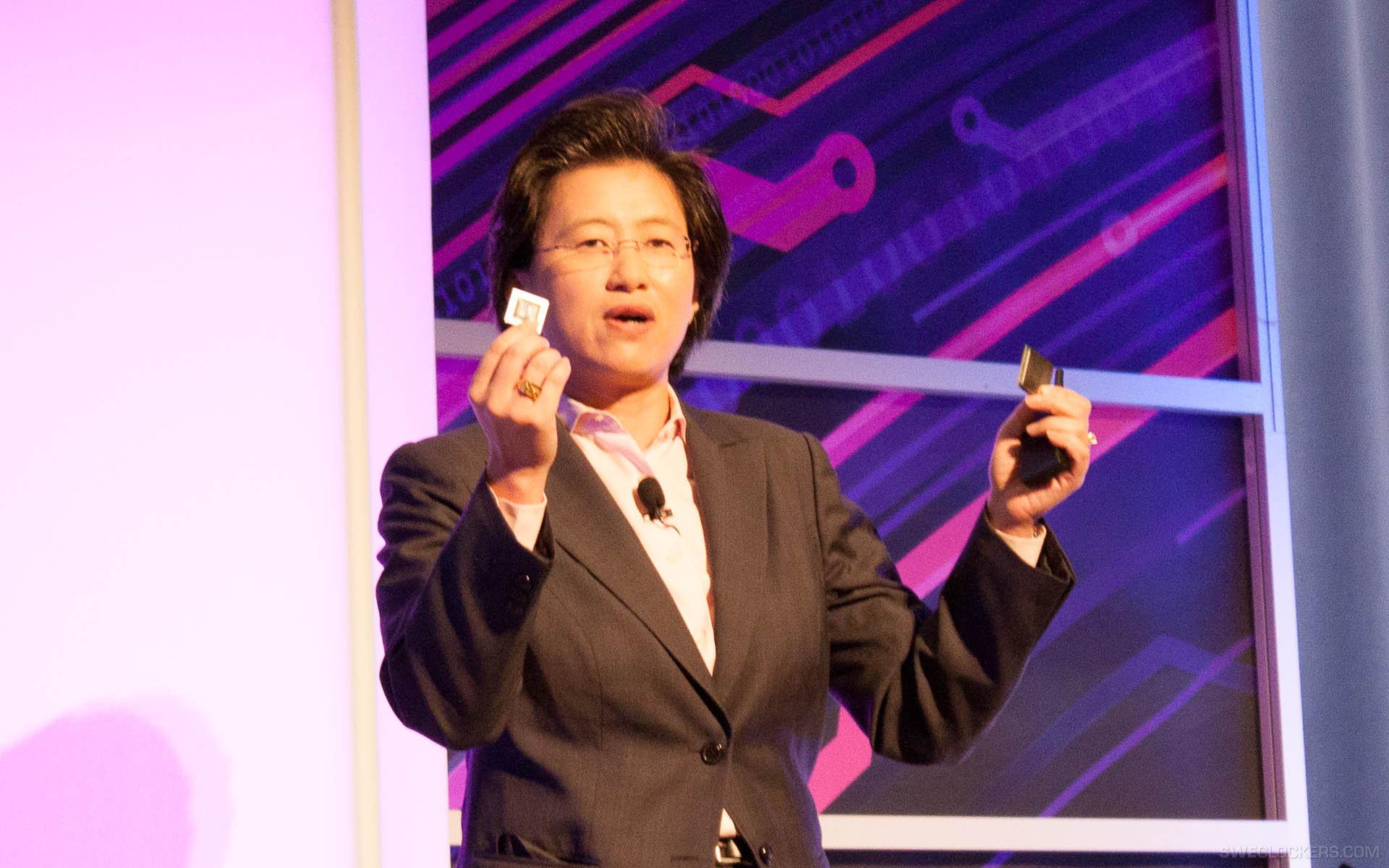 Photo of Schimbari la varf la AMD