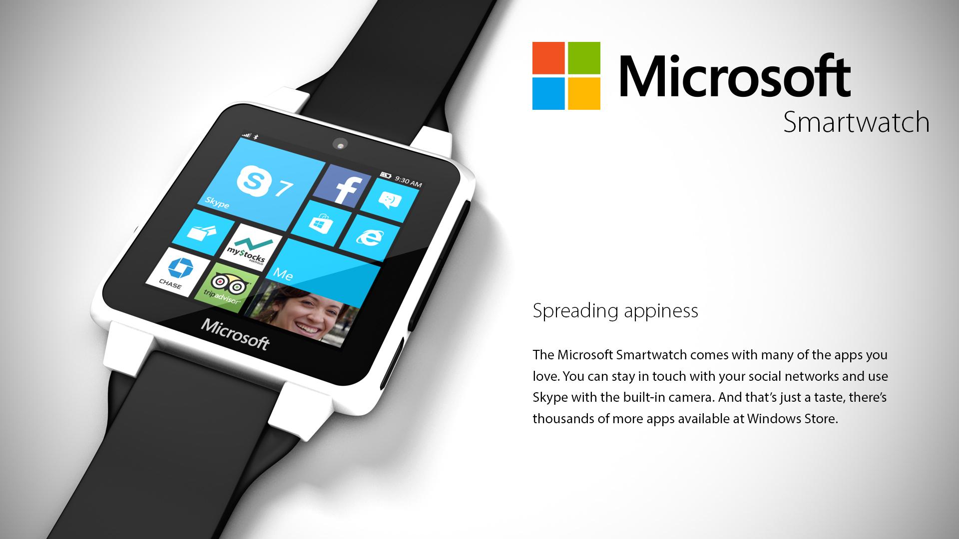 Photo of Am putea avea saptamana viitoare un smartwatch Microsoft?!