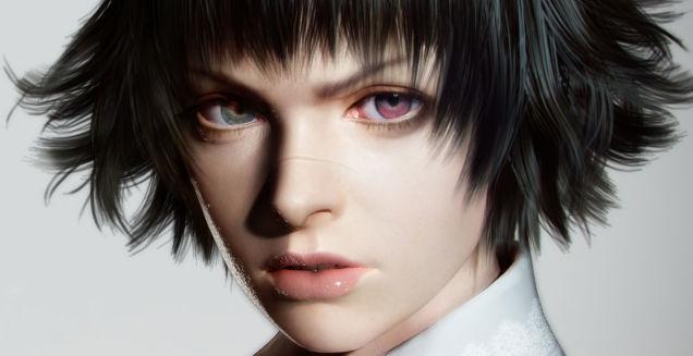 Photo of Concept Art marca Naru Omori pentru jocurile Capcom