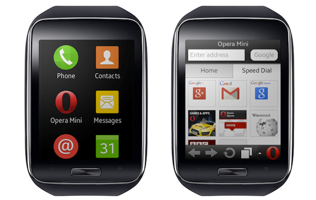 Photo of Opera Mini Browser va rula pe Gear S