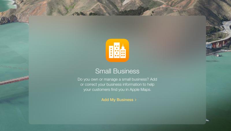 Photo of Apple lasa detinatorii de afaceri sa adauge informatii in Maps